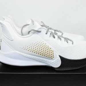 Nike Kobe Mamba Fury Black White Gold CZ8770-100